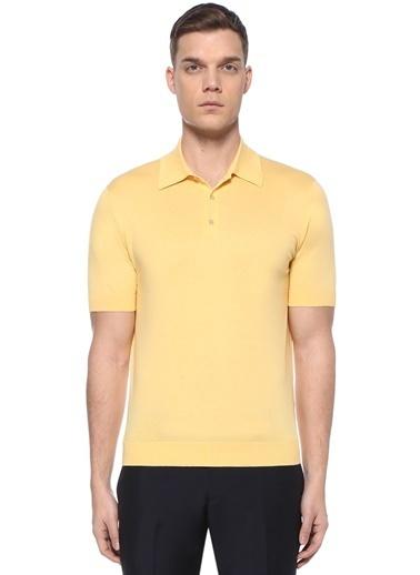 Lardini Tişört Sarı